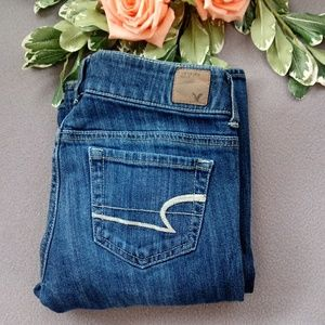 AEO Artist Jeans